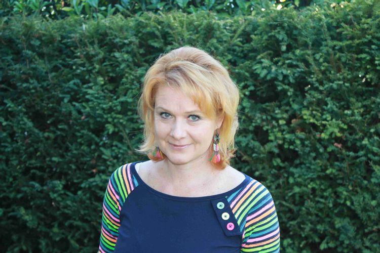 Mgr. Marie Zlesáková  psychoterapeut Praha 10